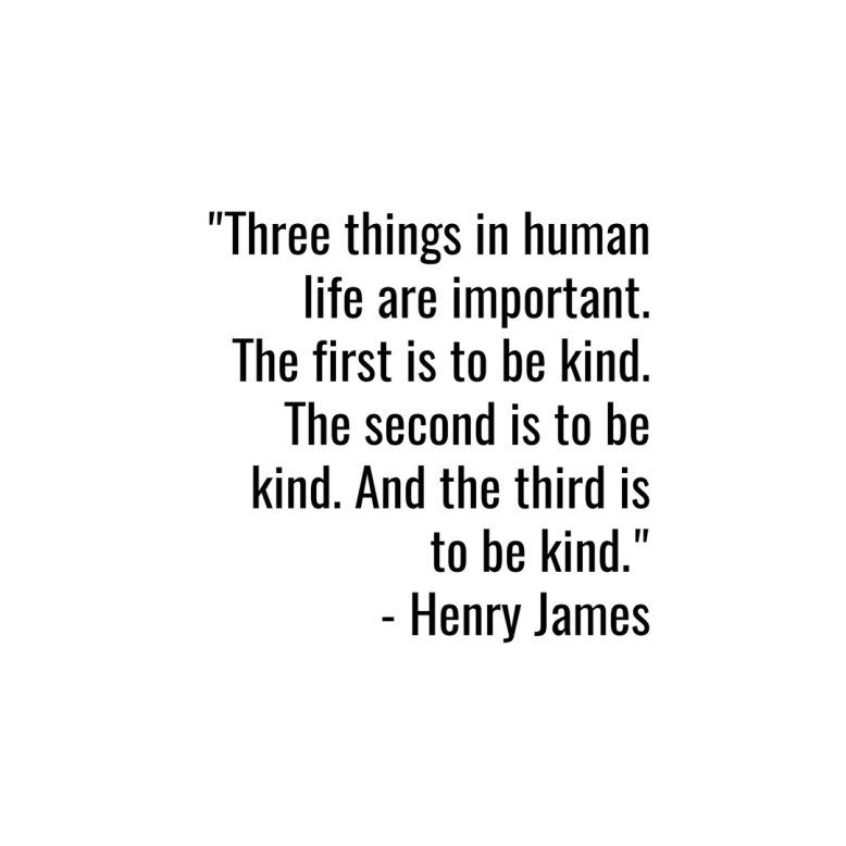 Kind Henry James